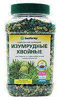 Удобрение Изумрудные хвойные 1,2 кг, БиоМастер