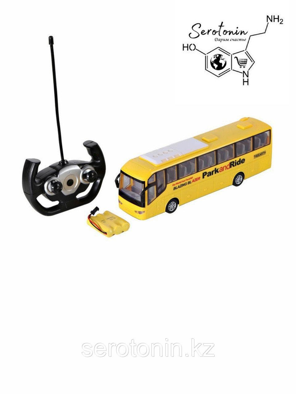 Машинка радиоуправляемая, Автобус