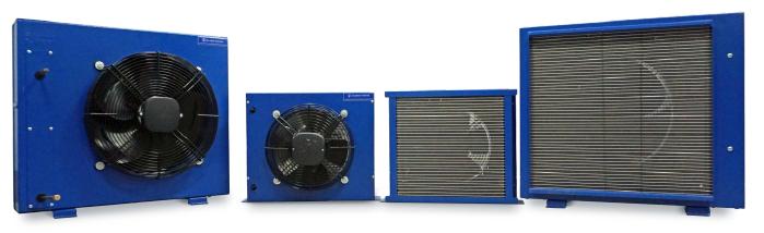 Микроканальный воздушный конденсатор серии SV-D, модель SV-D1400