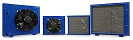 Микроканальный воздушный конденсатор серии SV-D, модель SV-D1900