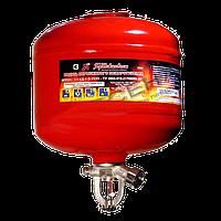 Модули порошкового пожаротушения МПП-2,5-12