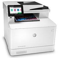 МФУ HP W1A79A Color LaserJet Pro MFP M479fdn Prntr (A4) , Printer/Scanner/Copier/Fax/ADF, 600 dpi, 27 ppm, 512