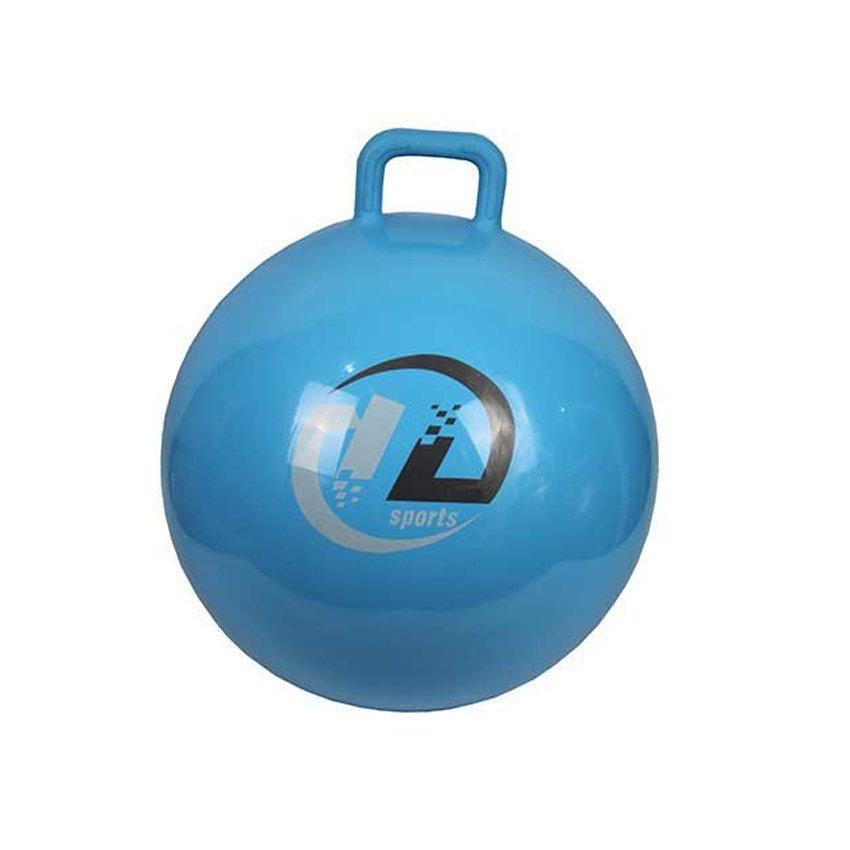 Мяч-попрыгун GB04 с ручкой 55см