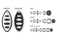 Блесна вращ. Pontoon21 Trait (P21-SP-TRA-#00-NB01-002=№00, 2,8 гр., цвет NB01-002)
