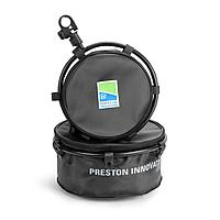 Мягкое ведро для прикормки Preston Offbox 36 - Eva Bowl And Hoop - Large