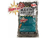 Dynamite Baits пелетс 900 гр. Marine Halibut (DY096=10 мм.)