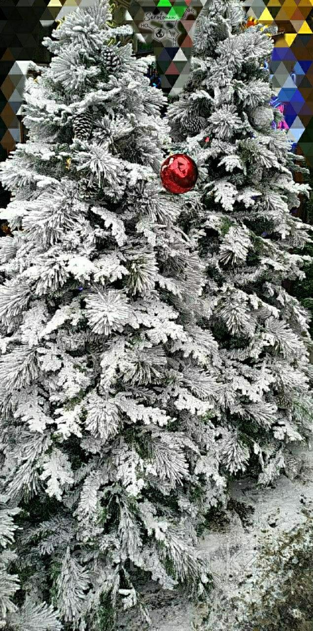 Ёлки  Снежные Гелевые 2.1м