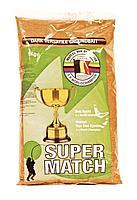 Прикорм Marcel SUPER MATCH (Матчевая) 1KG