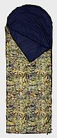 Спальный мешок-одеяло Следопыт Defender (PF-SB-05=left, 200х35х80, оксфорд-дюспо, 200г/м2, +20/+5, тростник)