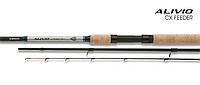 Удилище фидерное Shimano ALIVIO CX (ALCXMFDR=MEDIUM FEEDER 12'0'' ( Тест гр.100 ))