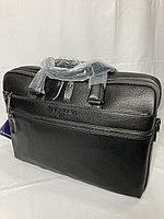 Деловая конференц-сумка из экокожи Samsonite.Высота 28 см, длина 40 см, ширина 9 см., фото 1