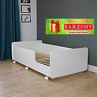 Подростковая кровать Pituso Mateo Белый