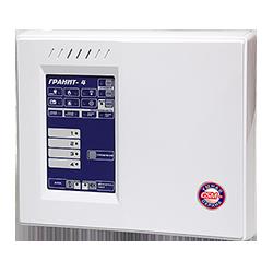 Гранит-4А GSM Прибор приемно-контрольный и управления охранно-пожарный GSM охраны