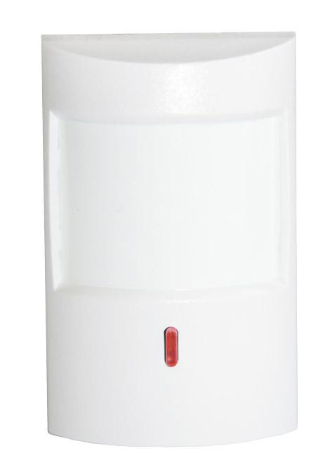 Рапид вар. 5 ИК извещатель, 15 м, от –30˚С, тампер, кронштейн, 14 мА, защита от животных (до 20 кг),