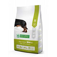 457318 Nature s Protection Mini Adult, корм для взрослых собак мелких пород с курицей, уп.2 кг.