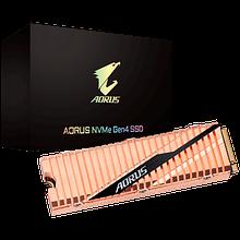Gigabyte GP-ASM2NE6500GTTD SSD-накопитель AORUS NVMe, 500Gb, M2 2280, BOX