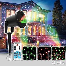 Проектор ЛазерныйLaser Light
