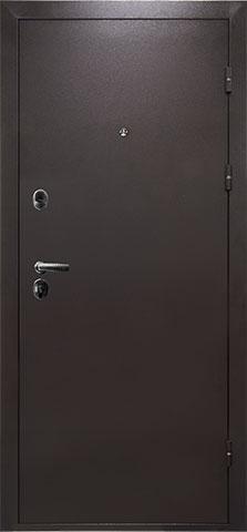Металлическая дверь БИЗОН 100 2050-880 R/L