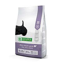 462459 Nature s Protection Mini Adult Lamb, корм для взрослых собак мелких пород с ягнёнком, уп.18 кг.