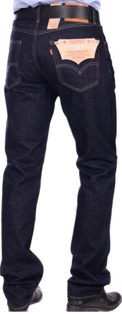 Джинсы мужские Levi s 501 (размер 30/46) - фото 4