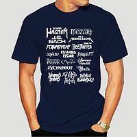 Футболка Heavy metal (музыкальная классика) х/б