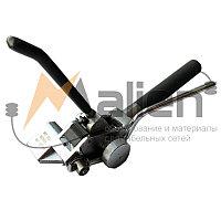 Инструмент для натяжения и резки стальной ленты НИ-20ПРО с храповым механизмом МАЛИЕН (клещи натяжные)