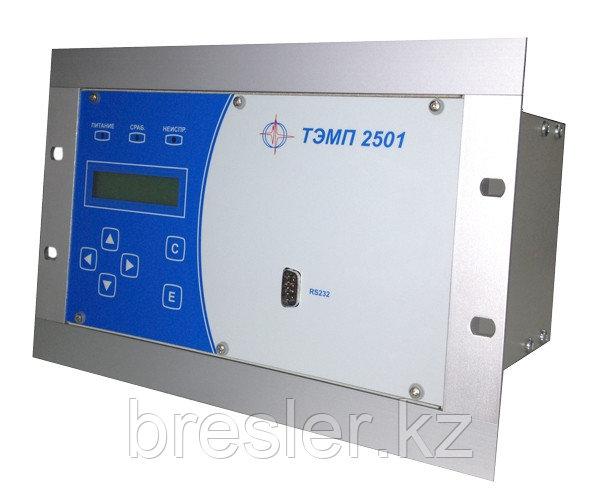 Комплектное устройство защиты и автоматики секционного трансформатора напряжения 6-35 кВ «ТЭМП 2501-2»