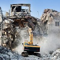 Демонтаж зданий и сооружений с вывозом
