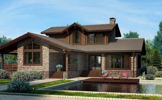 Проект дома №2227