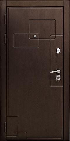 Металлическая дверь ДИПЛОМАТ 2060-880 R/L