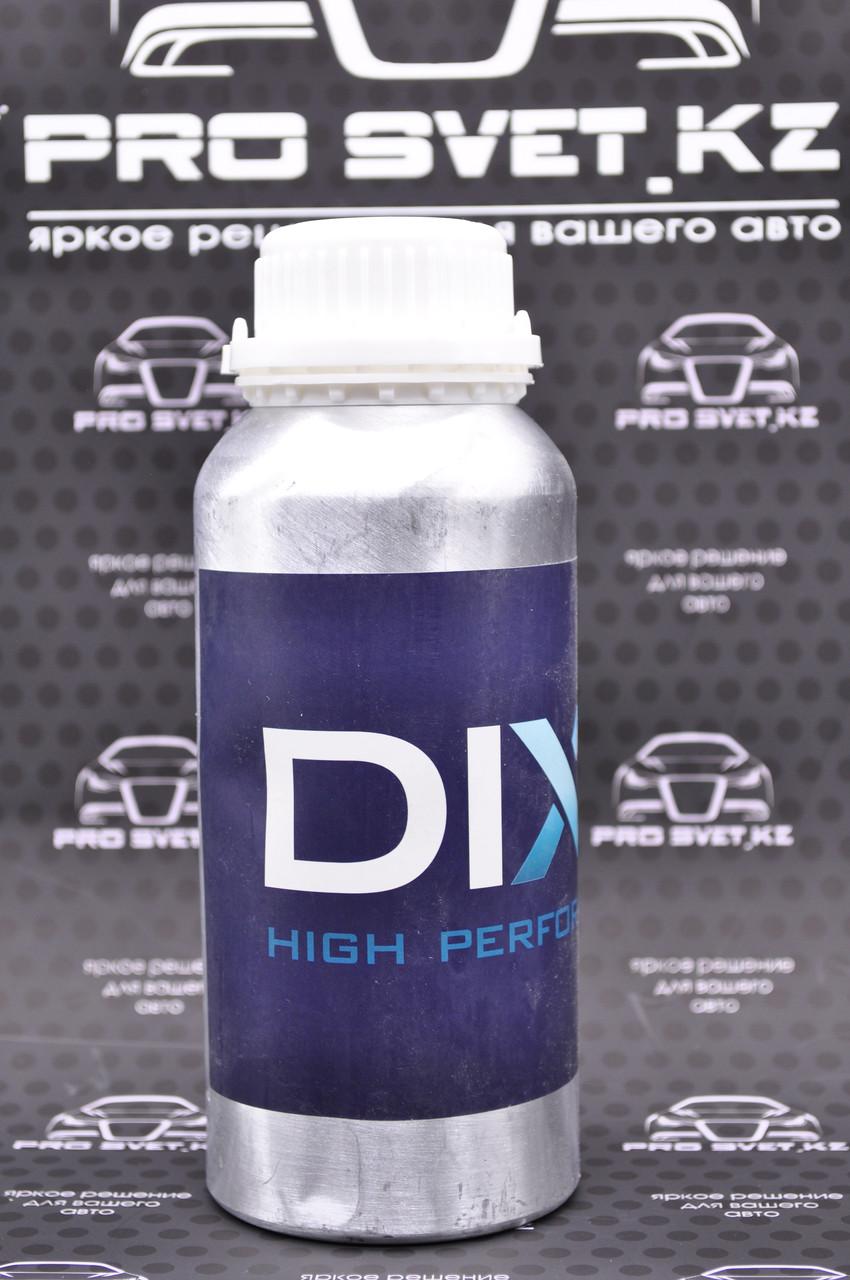 Жидкость для разбора фар на полиуретановом герметике Dixel