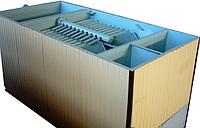 Сепараторы пластинчатые с блоком пескогрязеотделения «TehOil»