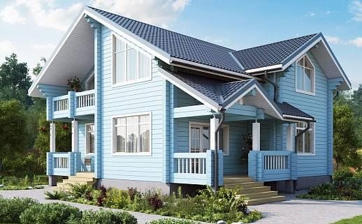 Проект дома №2270