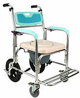 Инвалидная коляска с туалетом Zikun ZK4351