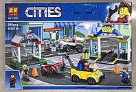 Конструктор Cities Lari 11391 Автостоянка