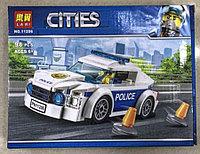 Конструктор Cities Lari 11206 Автомобиль полицейского патруля