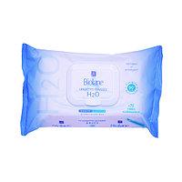 Салфетки очищающие Biolane Н2О в мягкой упаковке, 72 шт