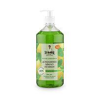 Жидкое мыло Рецепты бабушки Агафьи Мятно-лимонное, 1 л