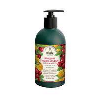 Жидкое мыло Рецепты бабушки Агафьи ягодное, 500 мл