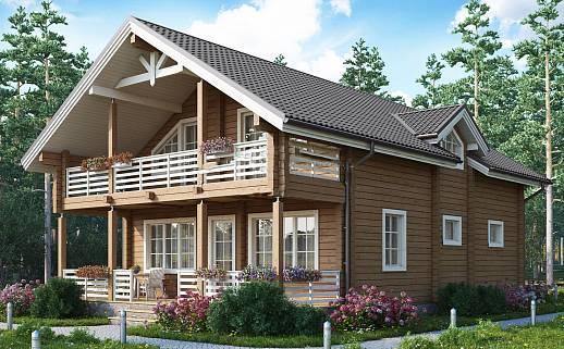 Проект дома №2215