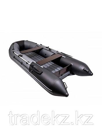 Лодка ПВХ Таймень NX 3600 НДНД PRO графит/черный, фото 2