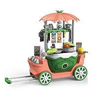 Игровой набор Кухня на колесах, 46 эл. (Pituso, Испания)