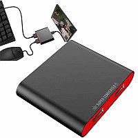 Клавиатура для PUBG, комплект клавиатура и мышка для телефона
