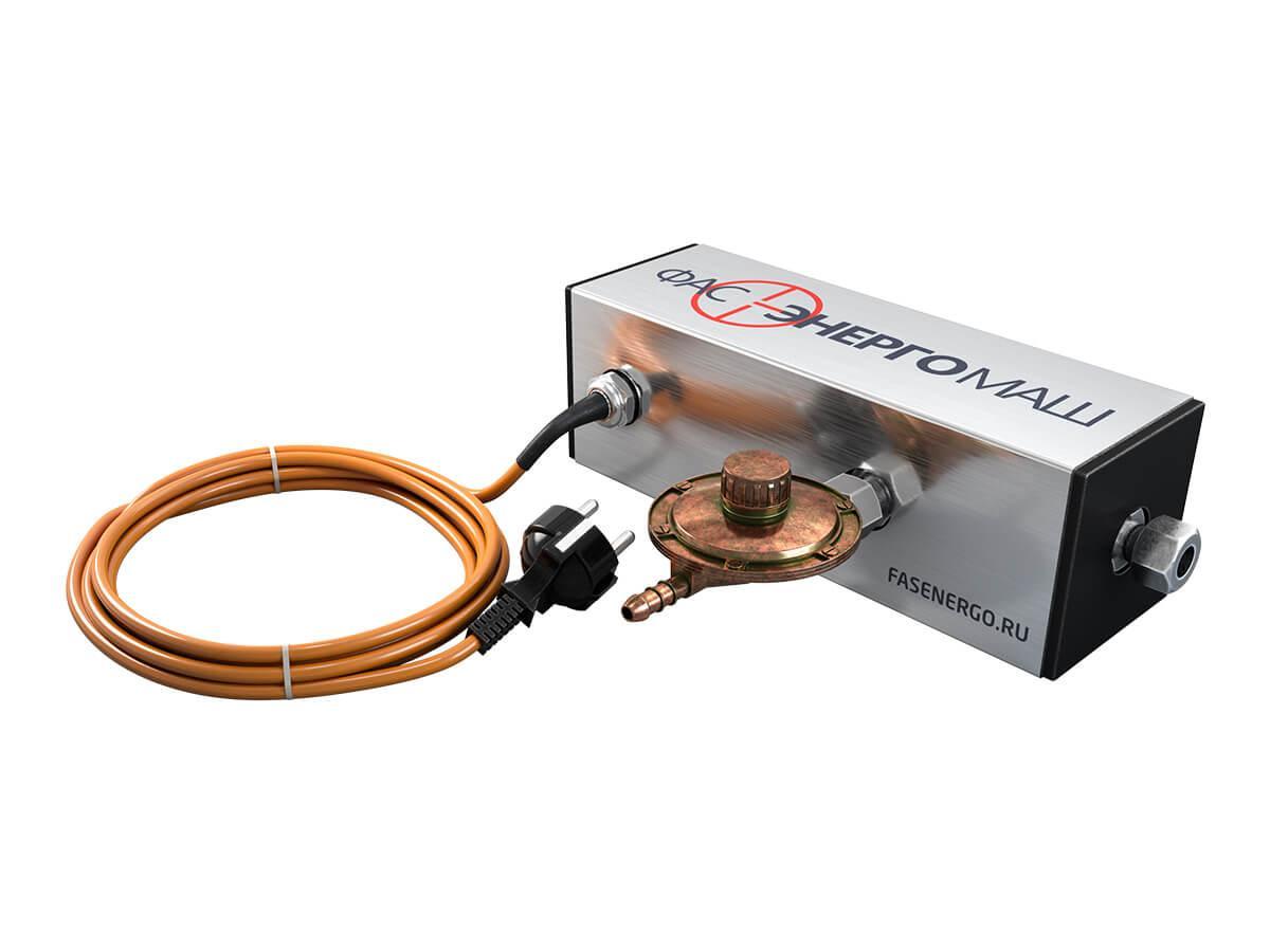 Испарители СУГ с электроподогревом от 5 кг/час