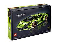 42115 Lego Technic Lamborghini Sian FKP 37, Лего Техник