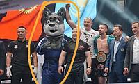 Ростовая кукла спортивный Волк