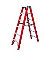 Лестница-стремянка стеклопластиковая диэлектрическая