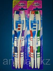 Зубная щетки Набор Семья 3в1 Mr.Star