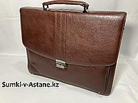 """Деловой портфель""""CANTLOR"""" для мужчин.Высота 32 см, ширина 40 см, глубина 9 см., фото 1"""