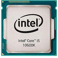 Процессор Intel Core i5-10600K (C6/12T, 12M Smart Cache, 3.3 up to 4.8GHz) LGA1200 OEM
